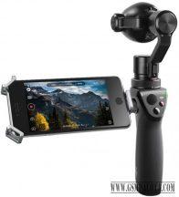DJI Osmo 4K UHD Gimbal Kamera - összes tartozékával