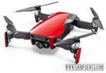 DJI Mavic Air Smart drón - összes tartozékával