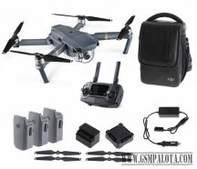 DJI Mavic Pro Fly More Combo drón - összes tartozékával