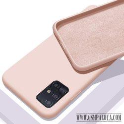 Premium szilikon tok, Xiaomi Mi 10T Pro, Puder