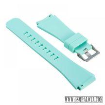 Samsung Gear S3/Watch szilikon óraszíj,46 mm,Türkí