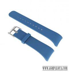 Samsung Gear Fit 2 szilikon óraszíj, Világoskék