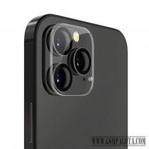 Cellect iPhone 12 Pro Kamera fólia, Fekete