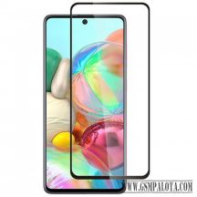 Cellect Galaxy A42 full cover üvegfólia