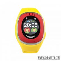 MyKi Touch GPS/GSM okosóra,Piros/Sárga