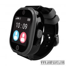 MyKi Watch 4 Lite gyermek okosóra, GPS/GSM, Fekete