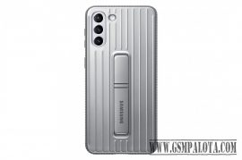 Galaxy S21 Plus Protective Standing cover V.Szürke