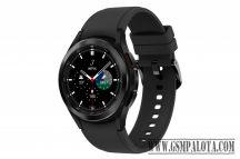 Samsung Galaxy Watch 4 Classic (42 mm), Fekete