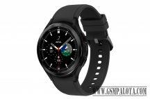 Samsung Galaxy Watch 4 Classic (46 mm), Fekete