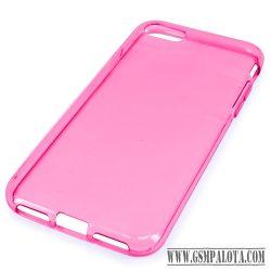 iPhone SE (2020)/ 8/7 vékony TPU szilikon hátlap,Pink