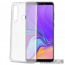 Samsung Galaxy A9 vékony szilikon hátlap,Átlátsztó